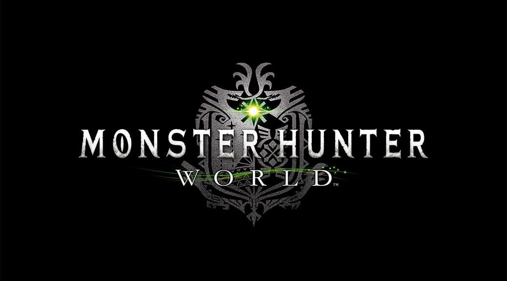 Monster Hunter : World - Logo