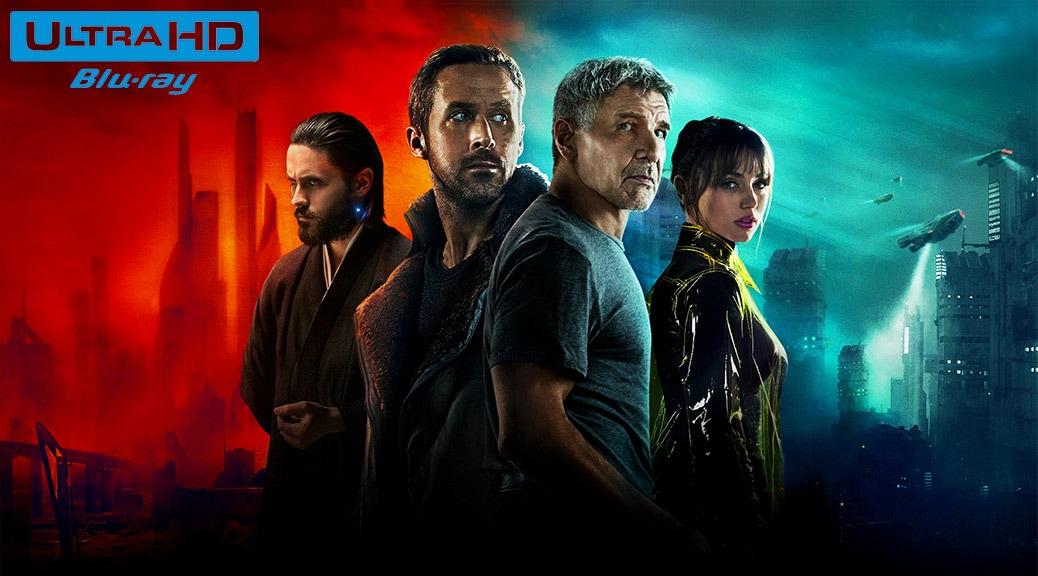 Blade Runner 2049 (2017) de Denis Villeneuve - Blu-ray 4K Ultra HD