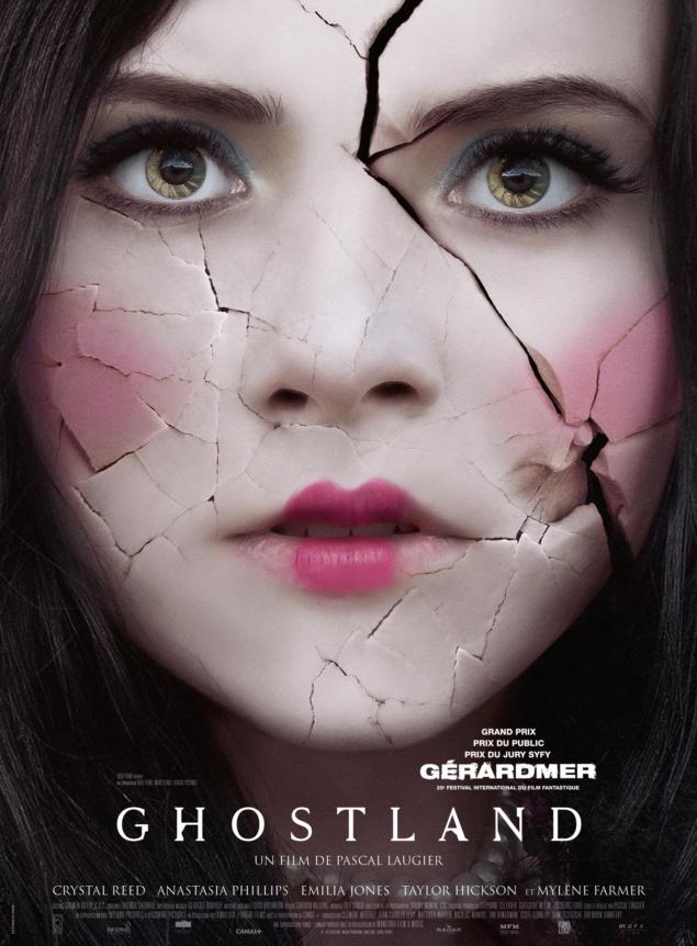 Ghostland - Affiche