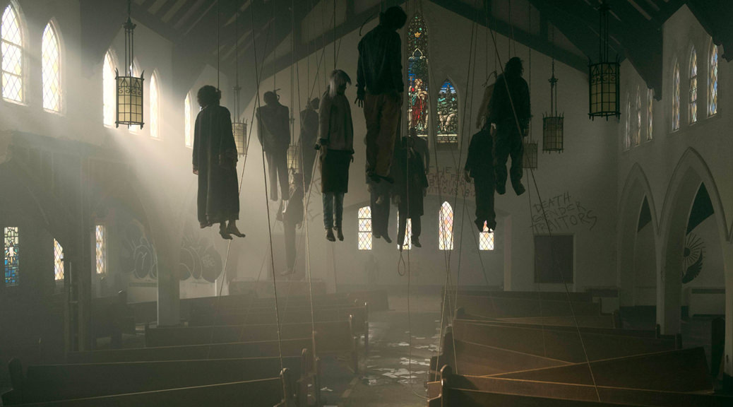 The Handmaid's Tale - Image une Test BRD