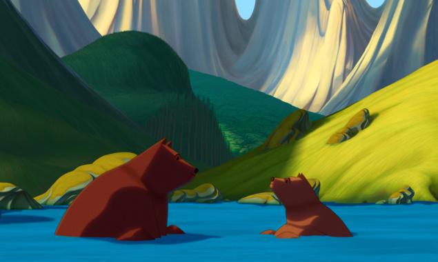 La Fameuse invasion des ours en Sicile - Cartoon movie 2018