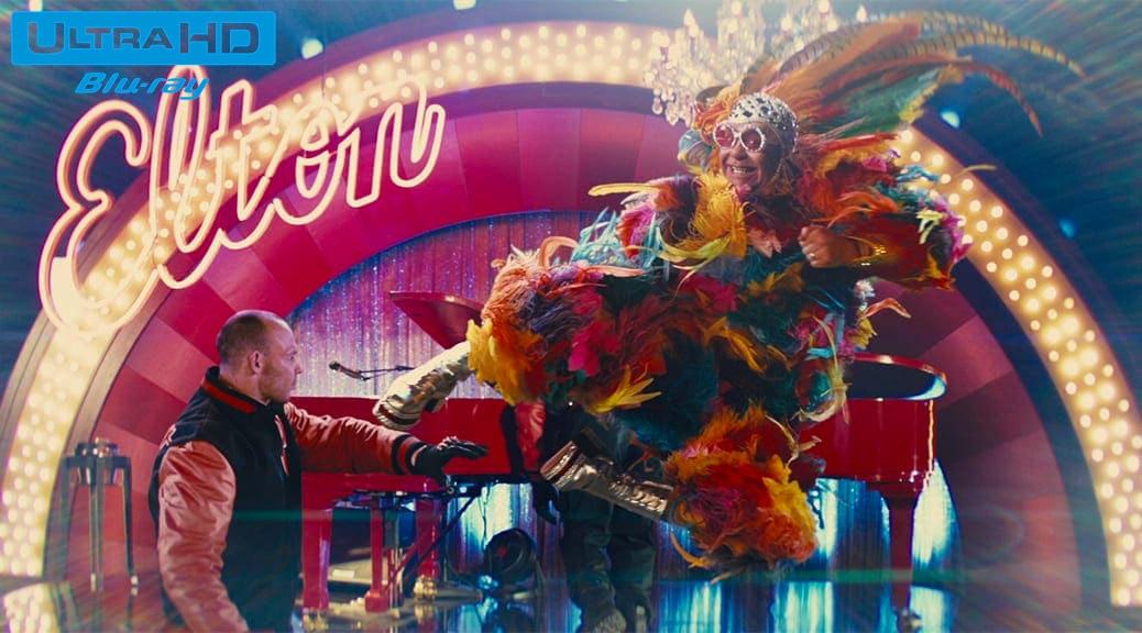 Kingsman : Le Cercle d'Or (2017) de Matthew Vaughn - Blu-ray 4K Ultra HD