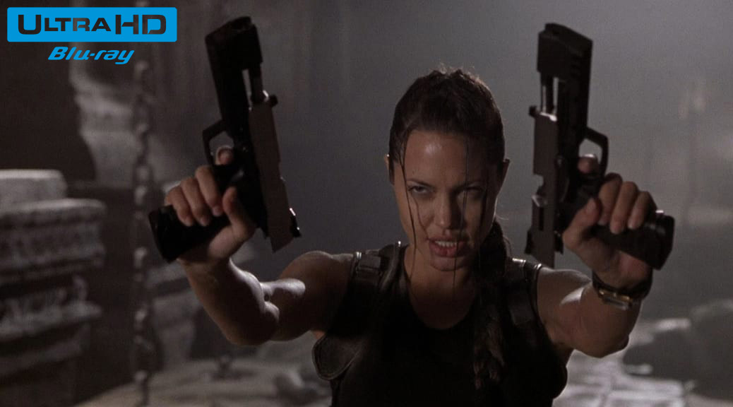 Lara Croft : Tomb Raider (2001) de Simon West – Blu-ray 4K Ultra HD