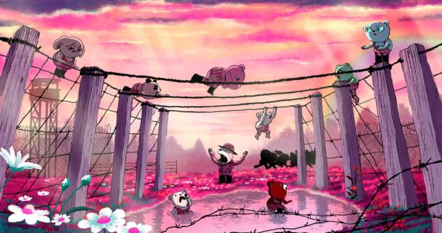 Unicorn wars - Cartoon movie 2018