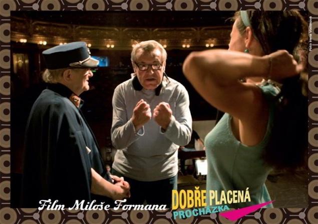 Milos Forman - Dobre placená procházka
