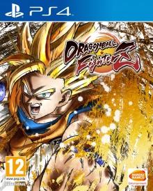 Dragonball Fighter Z - Packshot PlayStation 4