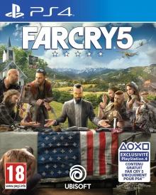 Far Cry 5 - Packshot PlayStation 4