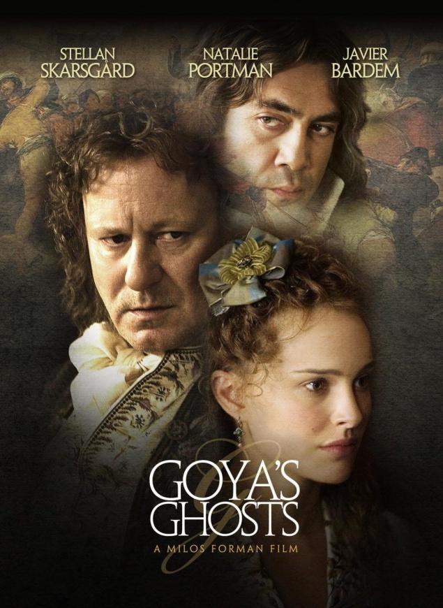 Milos Forman - Les Fantômes de Goya