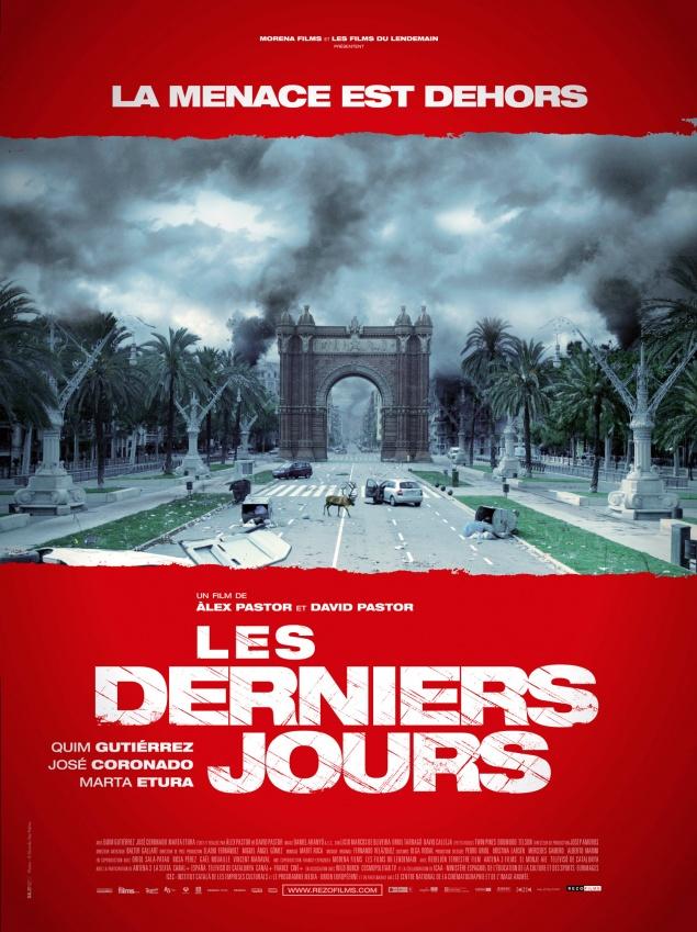 Les Derniers jours (2013) - Affiche
