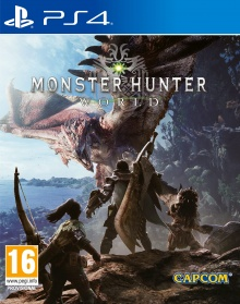 Monster Hunter : World - Packshot PlayStation 4