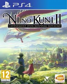 Ni no kuni II : L'Avènement d'un nouveau royaume - Packshot PlayStation 4