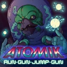 RunGunJumpGun - Nintendo Switch