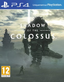 Shadow of the colossus - Packshot PlayStation 4