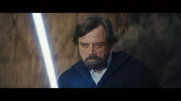 Star Wars : Épisode VIII - Les Derniers Jedi (2017) de Rian Johnson – Capture Blu-ray
