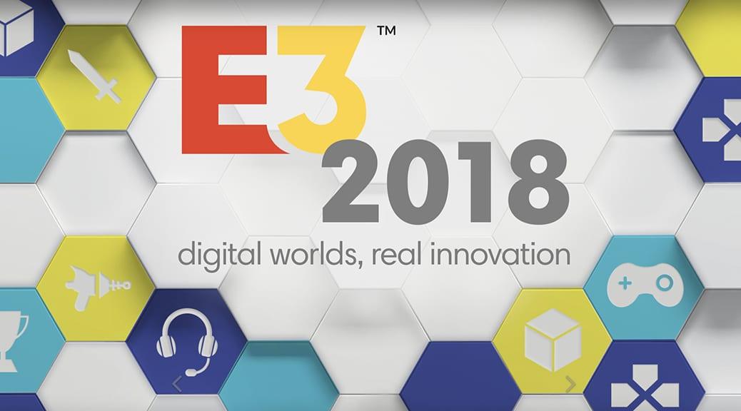 E3 2018 - Electronic Entertainment Expo 2018 - Banner