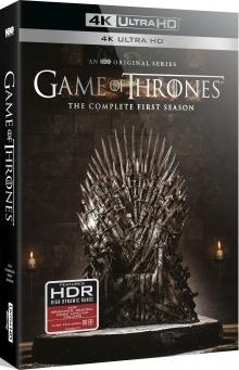 Game of Thrones - Saison 1 - Packshot Blu-ray 4K Ultra HD