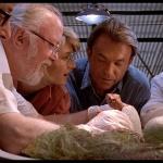 Jurassic Park (1993) de Steven Spielberg – Capture Blu-ray