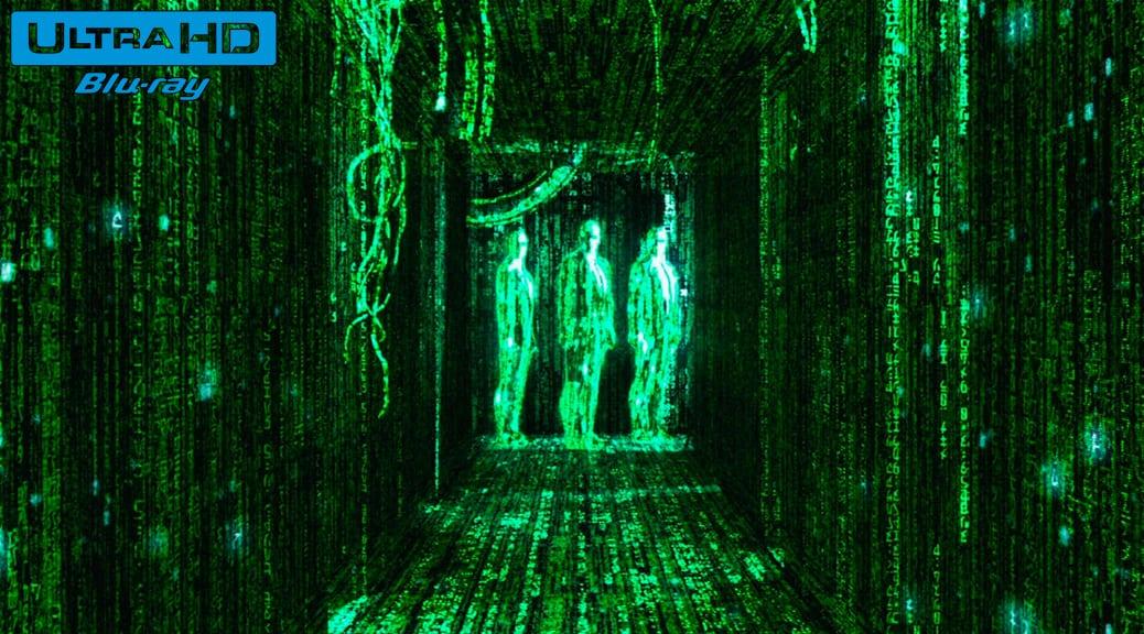 Matrix (1999) de The Wachowski Brothers – Blu-ray 4K Ultra HD