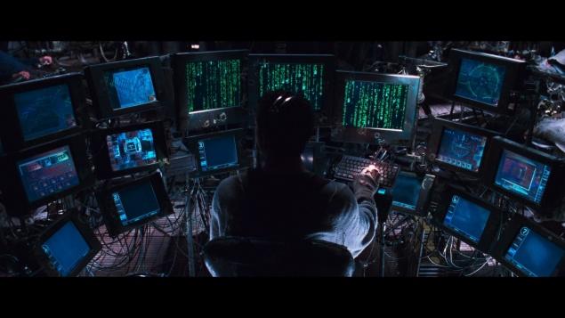 Matrix (1999) de The Wachowski Brothers – Édition 2018 (Master 4K) – Capture Blu-ray