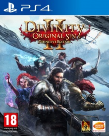 Divinity : Original Sin II - Definitive Edition - PlayStation 4