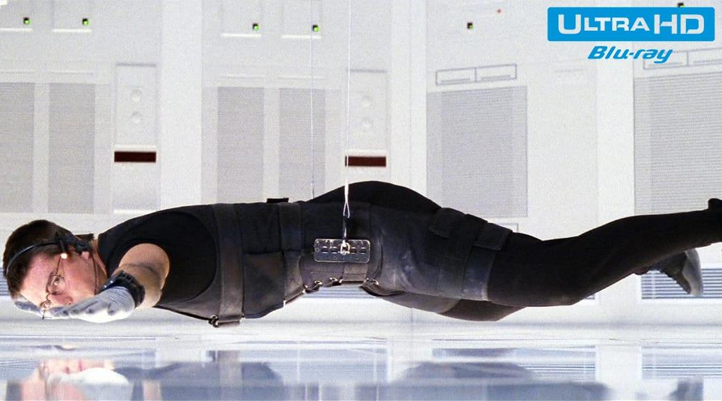 Mission : Impossible (1996) de Brian De Palma – Blu-ray 4K Ultra HD