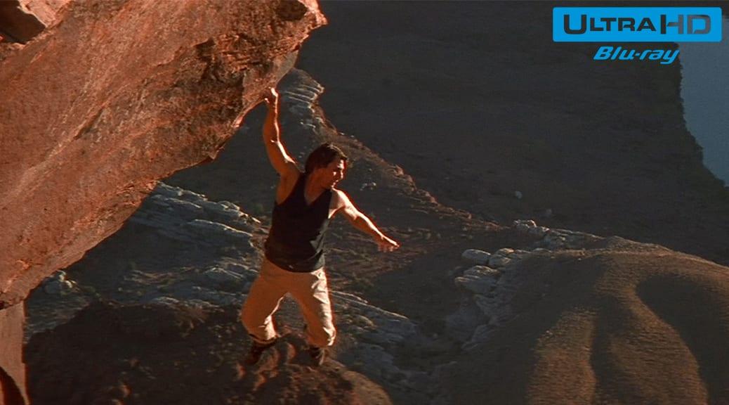 M-I:2 Mission : Impossible 2 (2000) de John Woo – Blu-ray 4K Ultra HD