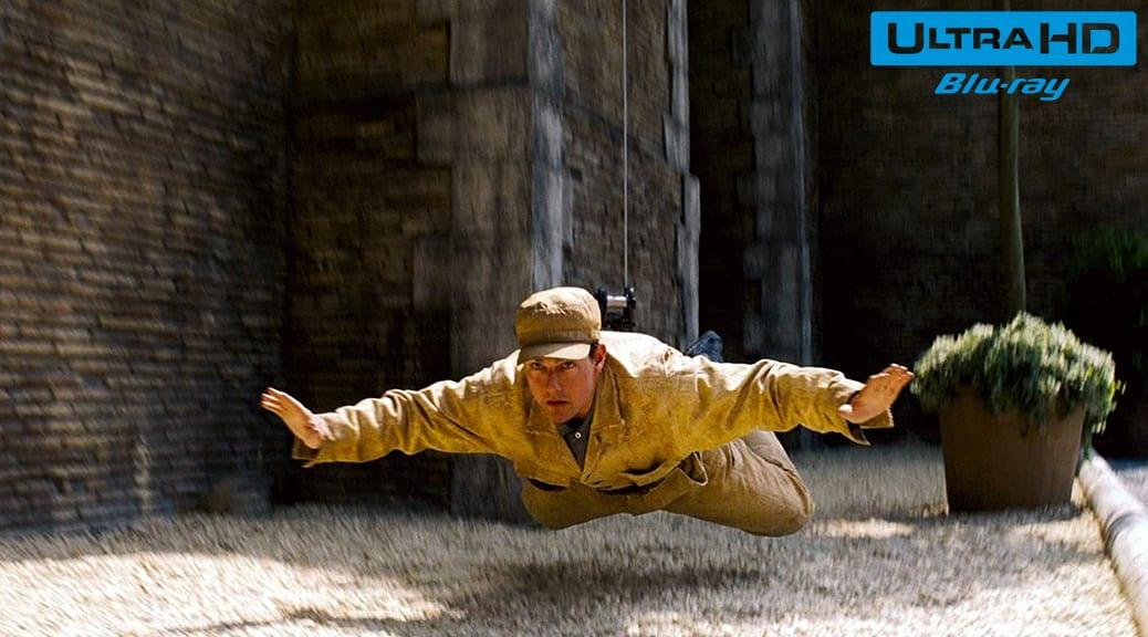 M:I:III - Mission : Impossible III (2006) de J.J. Abrams – Blu-ray 4K Ultra HD