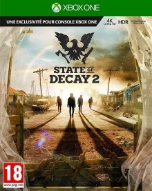 State of Decay 2 - Packshot Xbox One