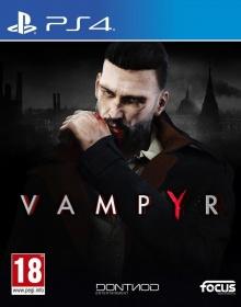 Vampyr - Packshot PlayStation 4