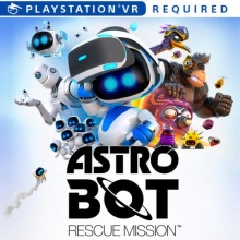Astro Bot : Rescue Mission - PlayStation 4