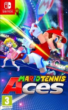 Mario Tennis Aces - Packshot Nintendo Switch