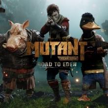 Mutant Year Zero : Road to Eden - PlayStation 4