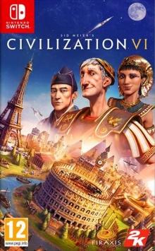 Civilization VI - Nintendo Switch