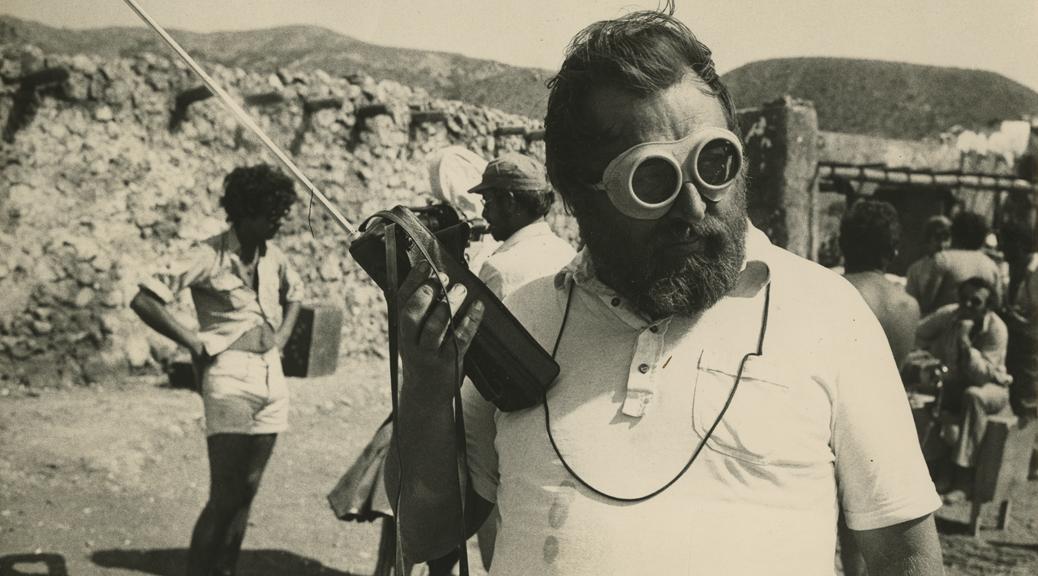 Il était une fois Sergio Leone - Image une news expo