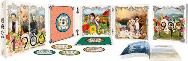 1900 - Scénographie Coffret Blu-ray Wild Side