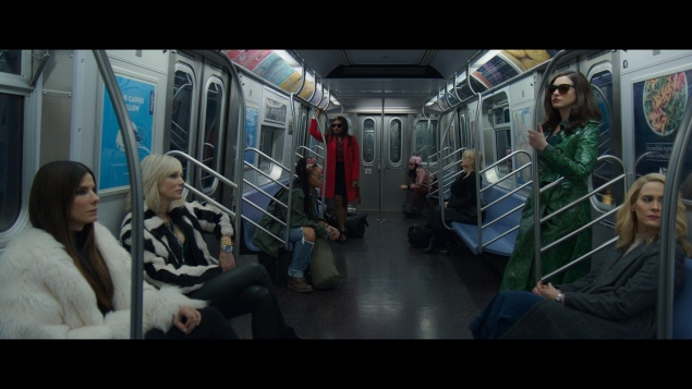 Ocean's 8 (2018) de Gary Ross – Capture Blu-ray