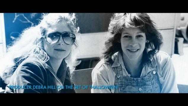 The Fog - Capture Bonus Blu-ray SC - Jamie Lee Curtis - Debra Hill