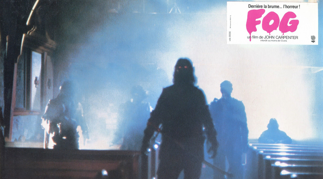 The Fog - Image une test Blu-ray