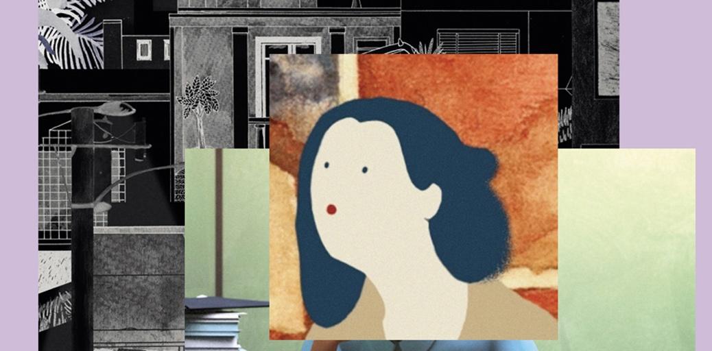 Carrefour du cinéma d'animation - Affiche
