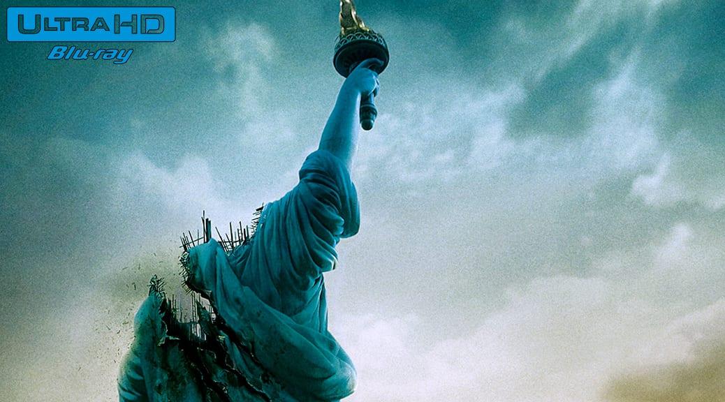 Cloverfield (2008) de Matt Reeves – Blu-ray 4K Ultra HD