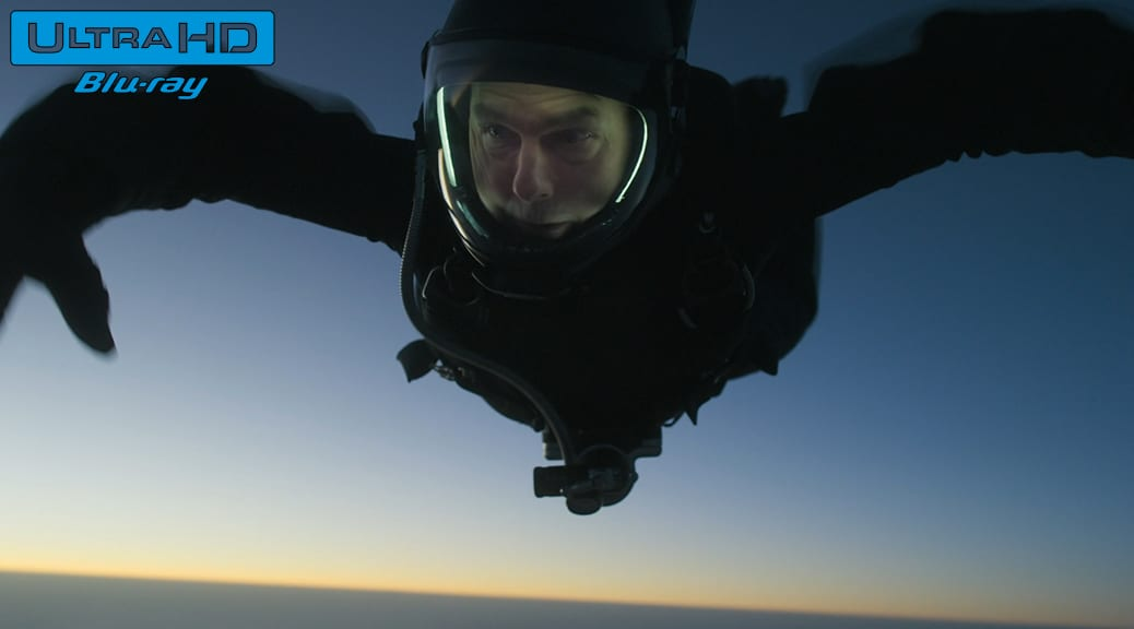 Mission : Impossible - Fallout (2018) de Christopher McQuarrie – Blu-ray 4K Ultra HD