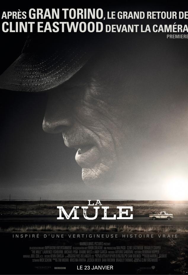 La Mule - Affiche