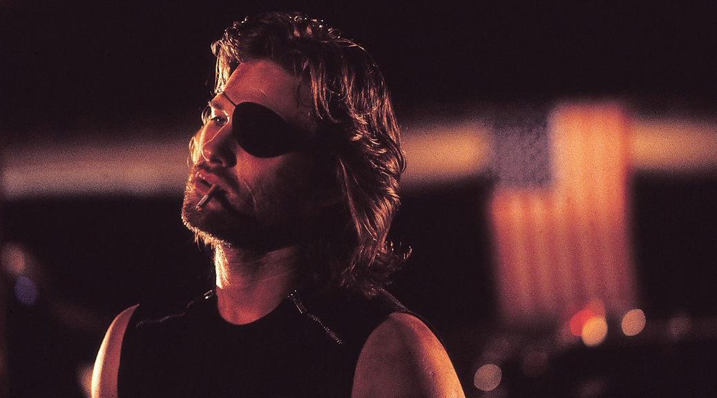 Escape from New York (New York 1997) - Image une test Blu-ray StudioCanal