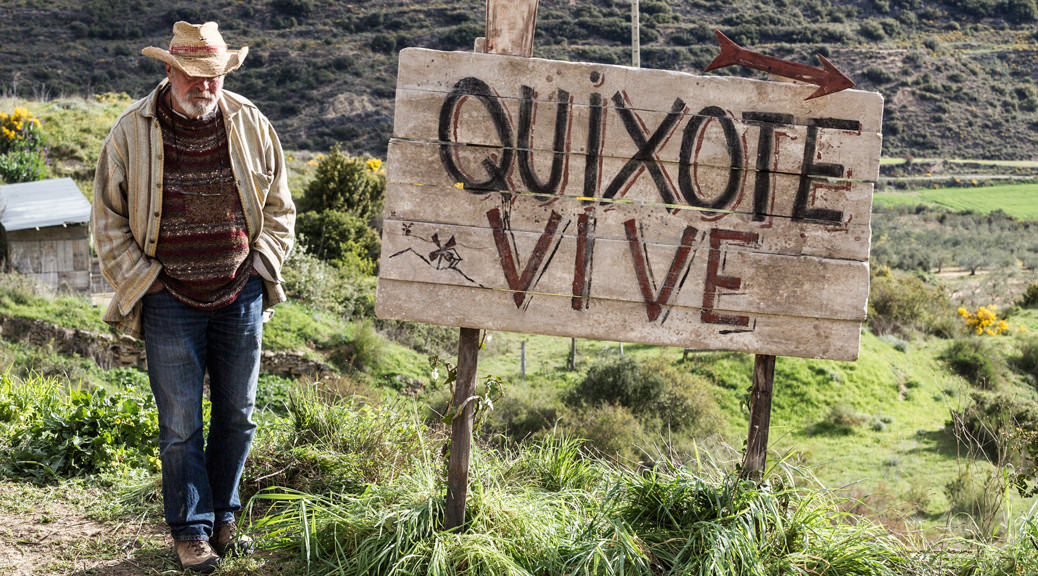 L'Homme qui tua Don Quichotte - Image une fiche film