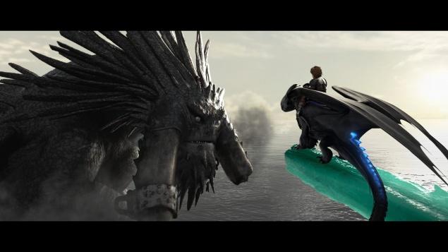 Dragons 2 (2014) de Dean DeBlois – Capture Blu-ray