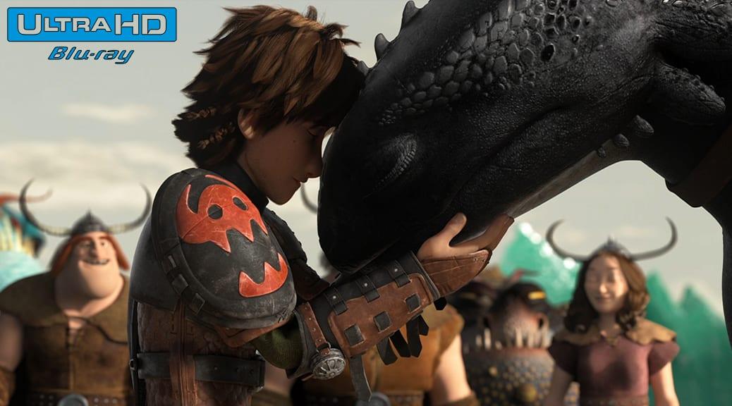 Dragons 2 (2014) de Dean DeBlois – Blu-ray 4K Ultra HD