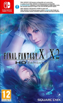Final Fantasy X | X-2 HD Remaster - Nintendo Switch