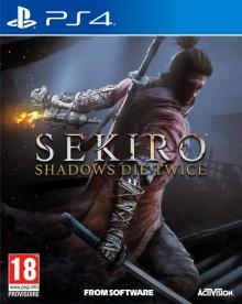 Sekiro : Shadows Die Twice - PlayStation 4