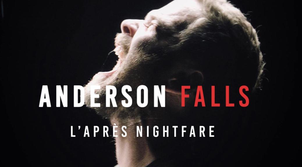 Anderson Falls - Image une Iterview Julien Seri
