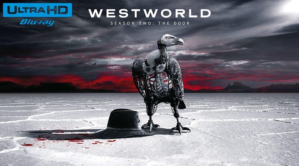 WestWorld - Saison 2 : La porte (2018) de Jonathan Nolan et Lisa Joy – Blu-ray 4K Ultra HD